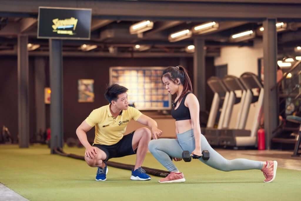 Kết quả hình ảnh cho tập gym giảm cân swequity