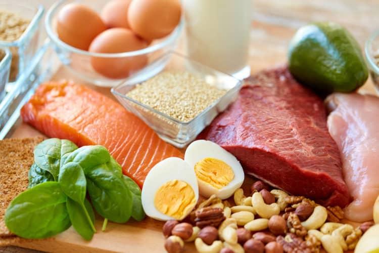 Protein chính là những viên gạch giúp xây nên cơ bắp của bạn