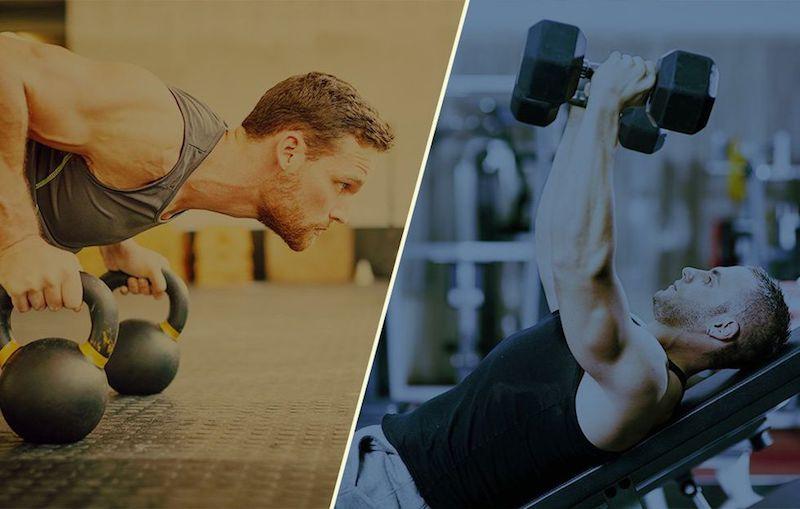 Tập gym 2 buổi 1 ngày có tốt không?