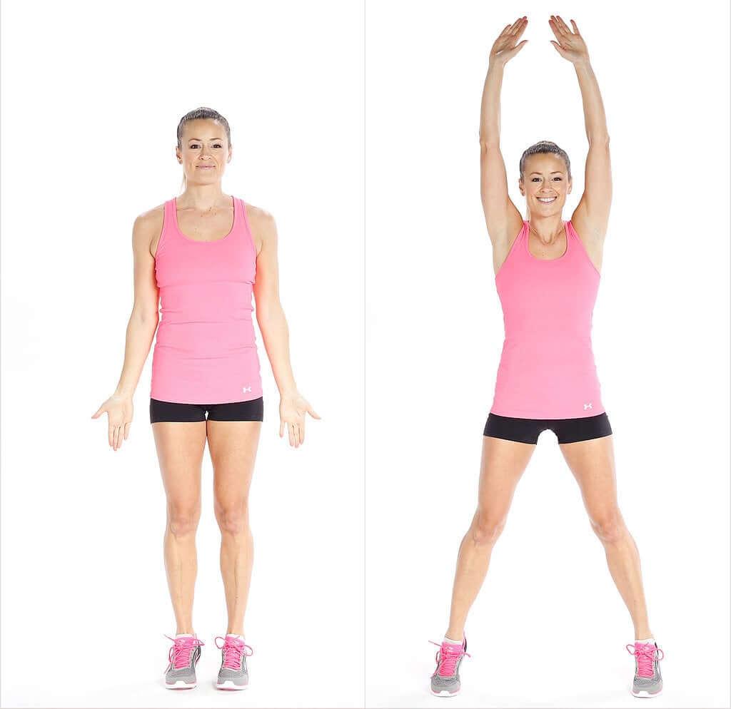 5 bài tập giảm cân siêu nhanh siêu hiệu quả cho nữ vào buổi sáng