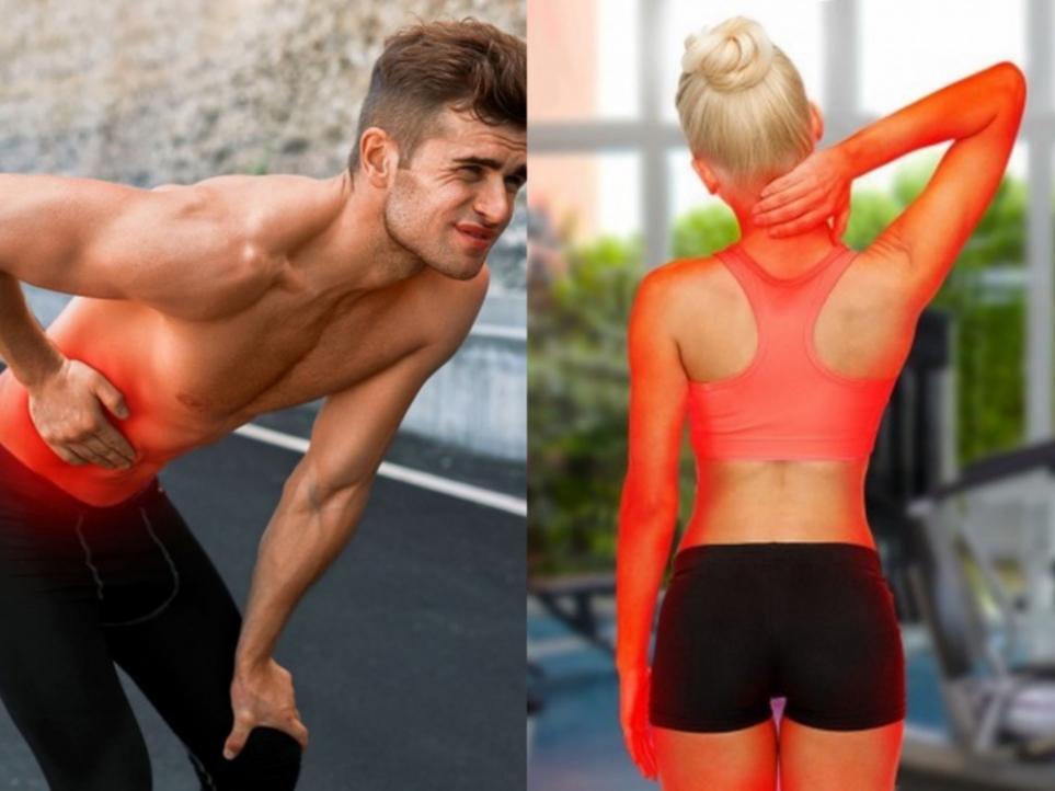 7 dấu hiệu cảnh báo bạn đang tập gym quá sức cần lưu ý