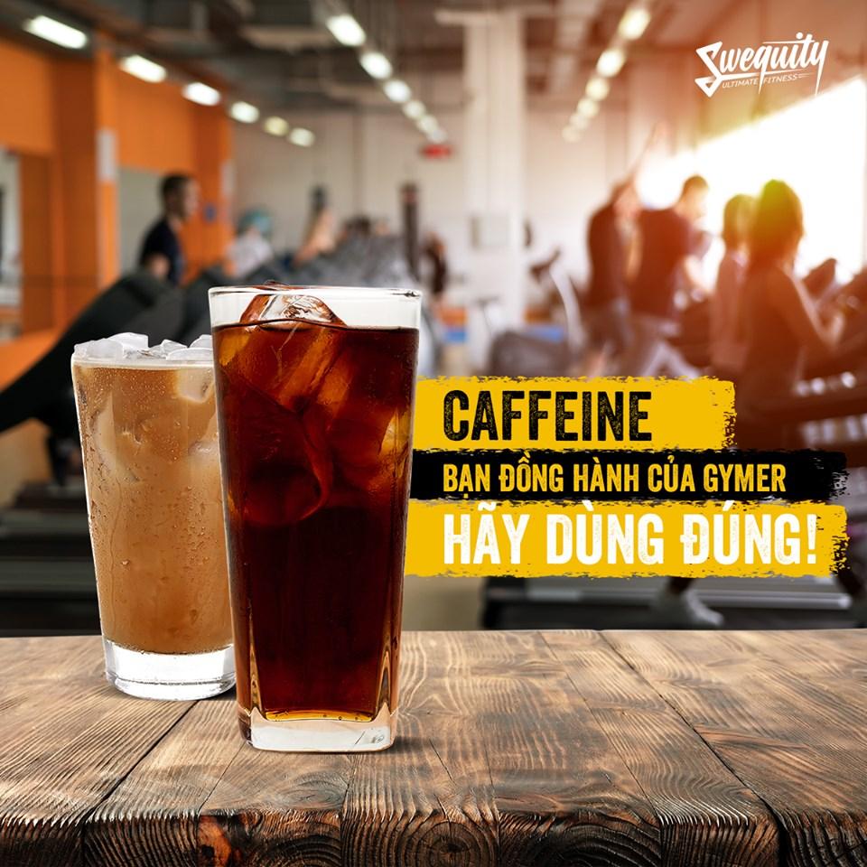 Những lý do nên uống cafe khi tập gym bạn đã biết chưa?