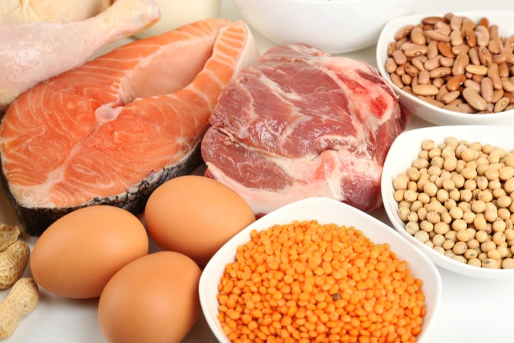 7 loại thực phẩm giàu giúp cung cấp protein tự nhiên cho dân thể hình