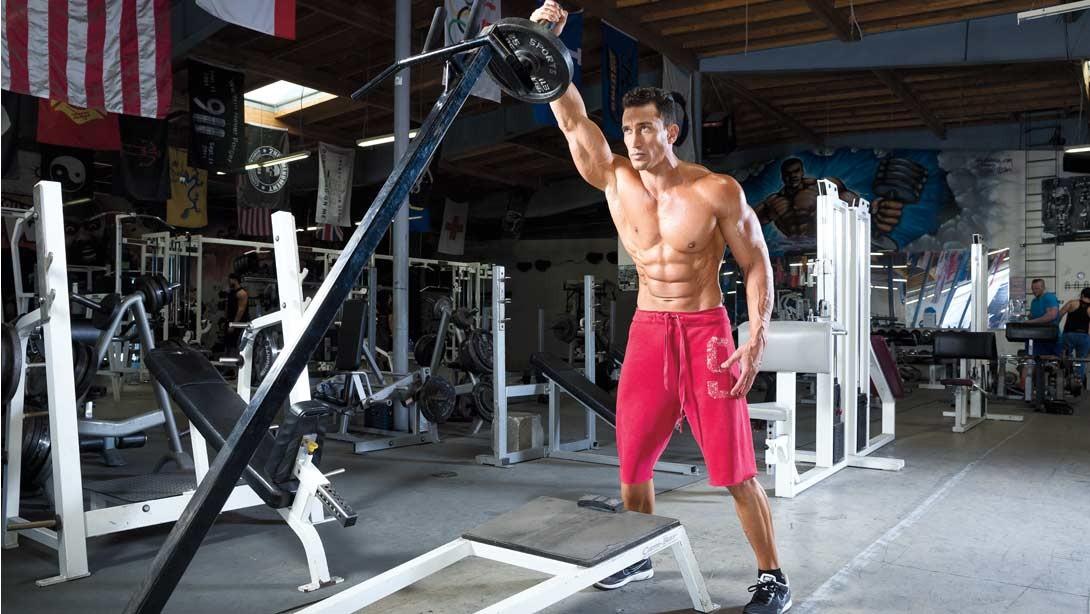Lịch tập cơ ngực 10 phút mỗi ngày với 5 bài tập đơn giản