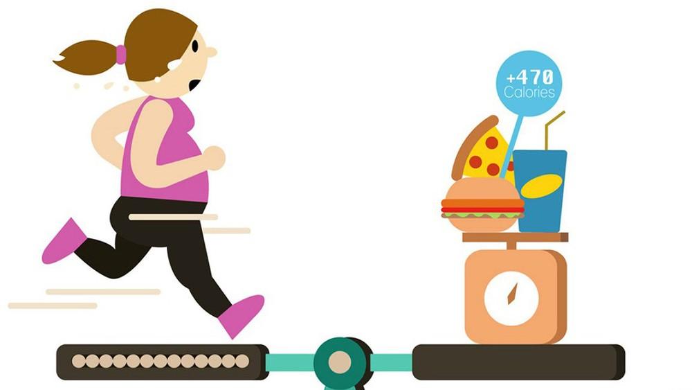 Lượng calo nạp từ các loại thức ăn thường ngày là bao nhiêu?