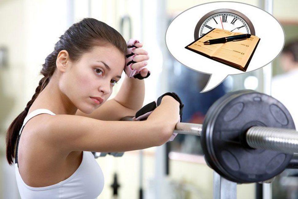 Tập gym, đừng quá chú trọng vào tổng thời gian tập luyện