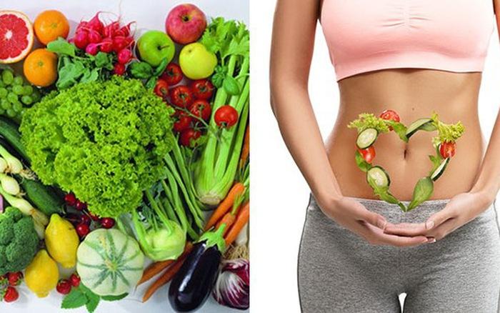 Bổ sung chất xơ trong bữa ăn hàng ngày để có body đẹp, sức khỏe tốt