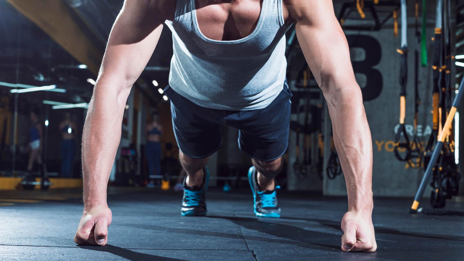 Hít đất đều đặn 20 phút mỗi ngày cơ thể bạn sẽ nhận được những lợi ích gì?