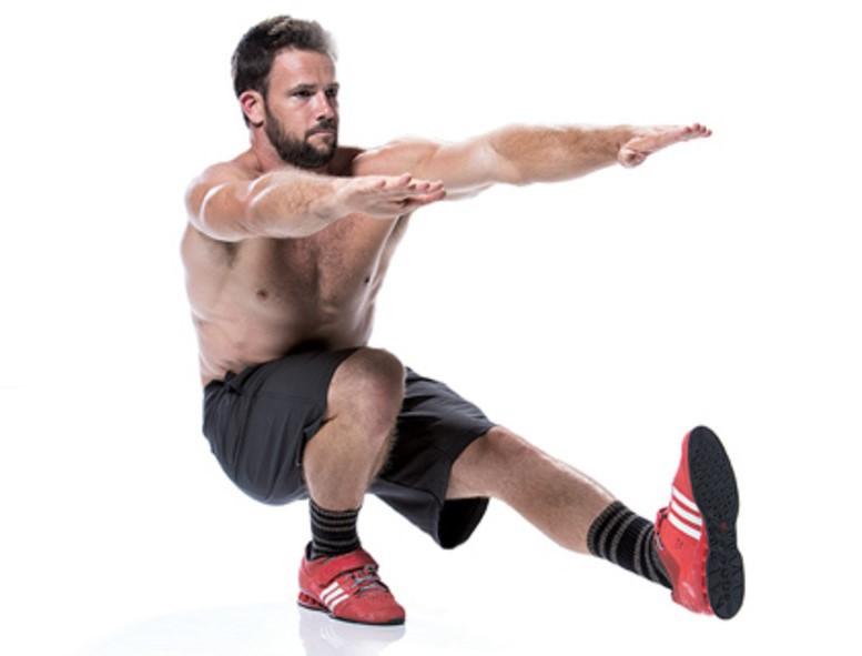 Tập thể lực tại nhà đúng cách như vận động viên chuyên nghiệp