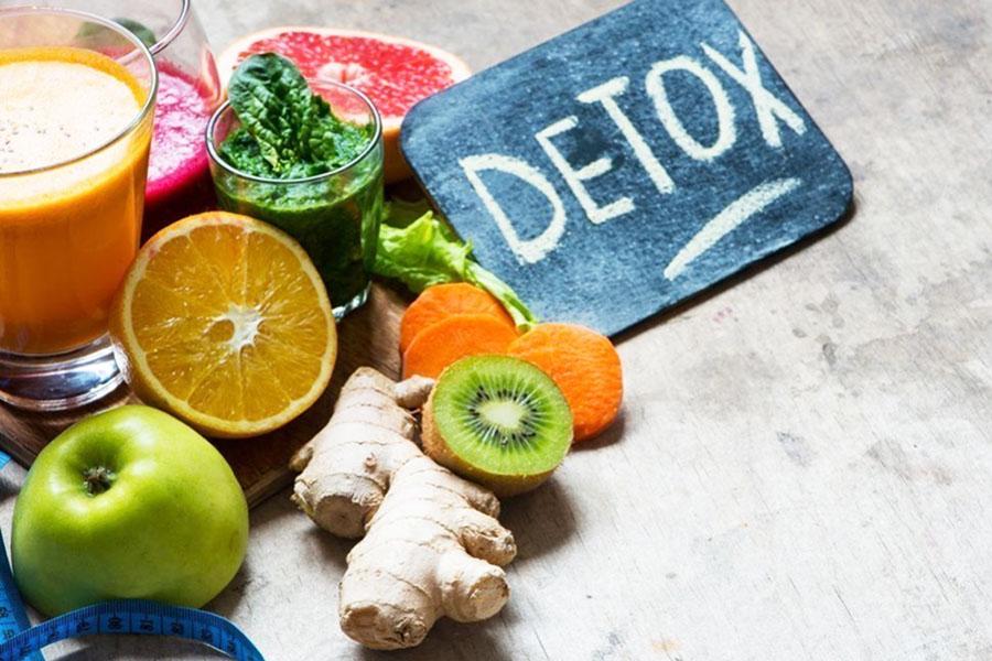 5 đồ uống phù hợp để Detox cơ thể trong ngày tết