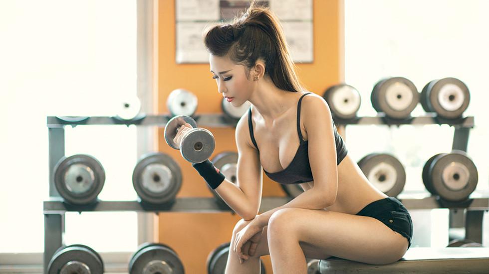 Các bài tập gym dáng đẹp chuẩn 3 vòng dành cho nữ giới