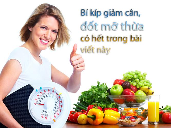 Chế độ ăn khi tập gym giảm cân bài bản dành cho nữ giới