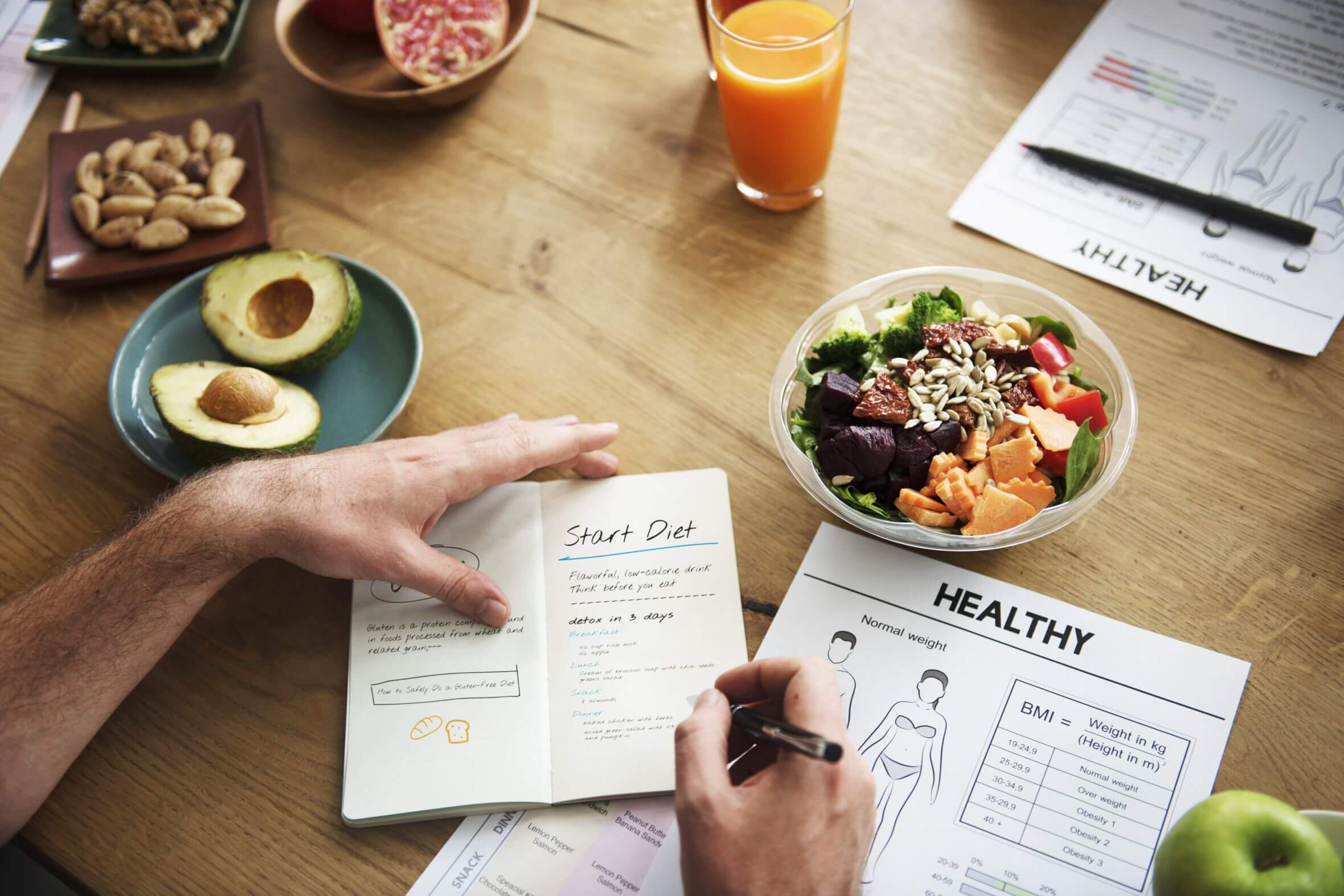 Chế độ ăn tập gym giảm cân mang tới hiệu quả nhanh chóng