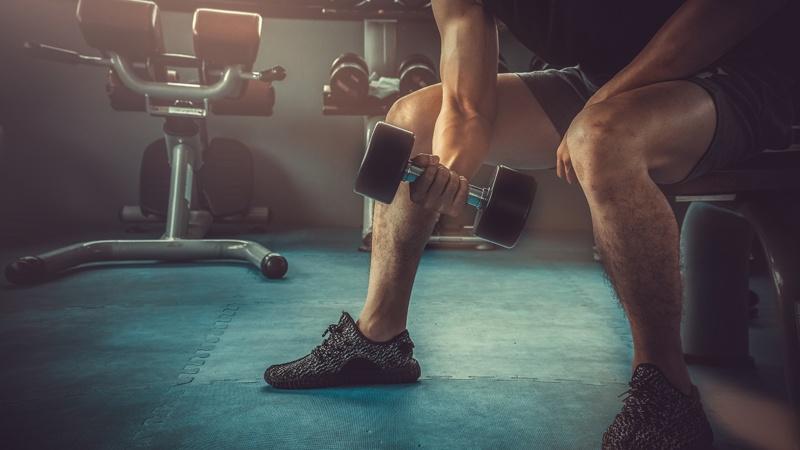 Những bài tập gym giảm cân dành cho nam giới