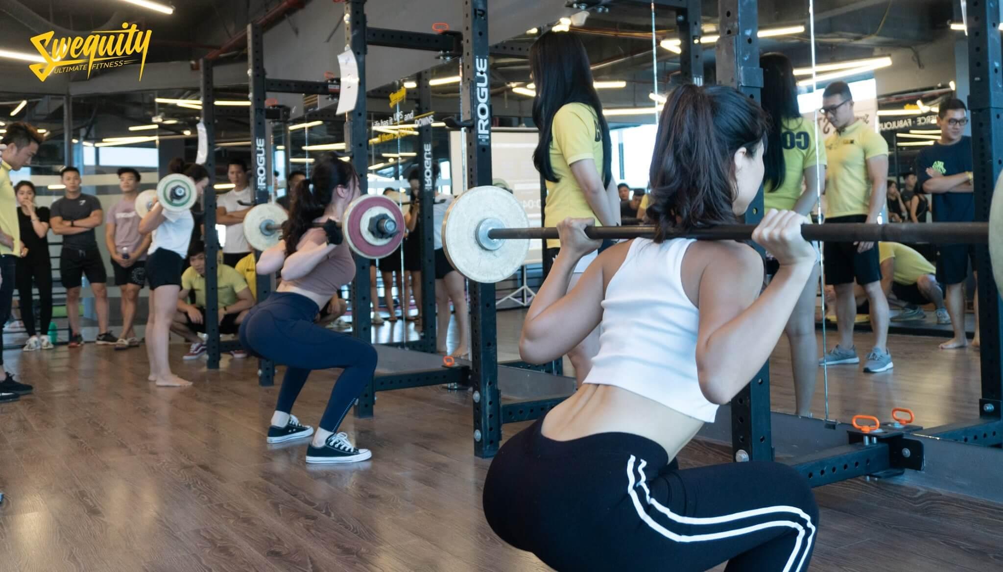 Bạn nữ tập gym cần nắm chắc những kinh nghiệm sau